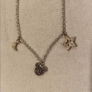 New!!! Judith Jack Disney necklace